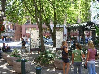 Occidental Park - Seattle, WA | by neighborhoods.org