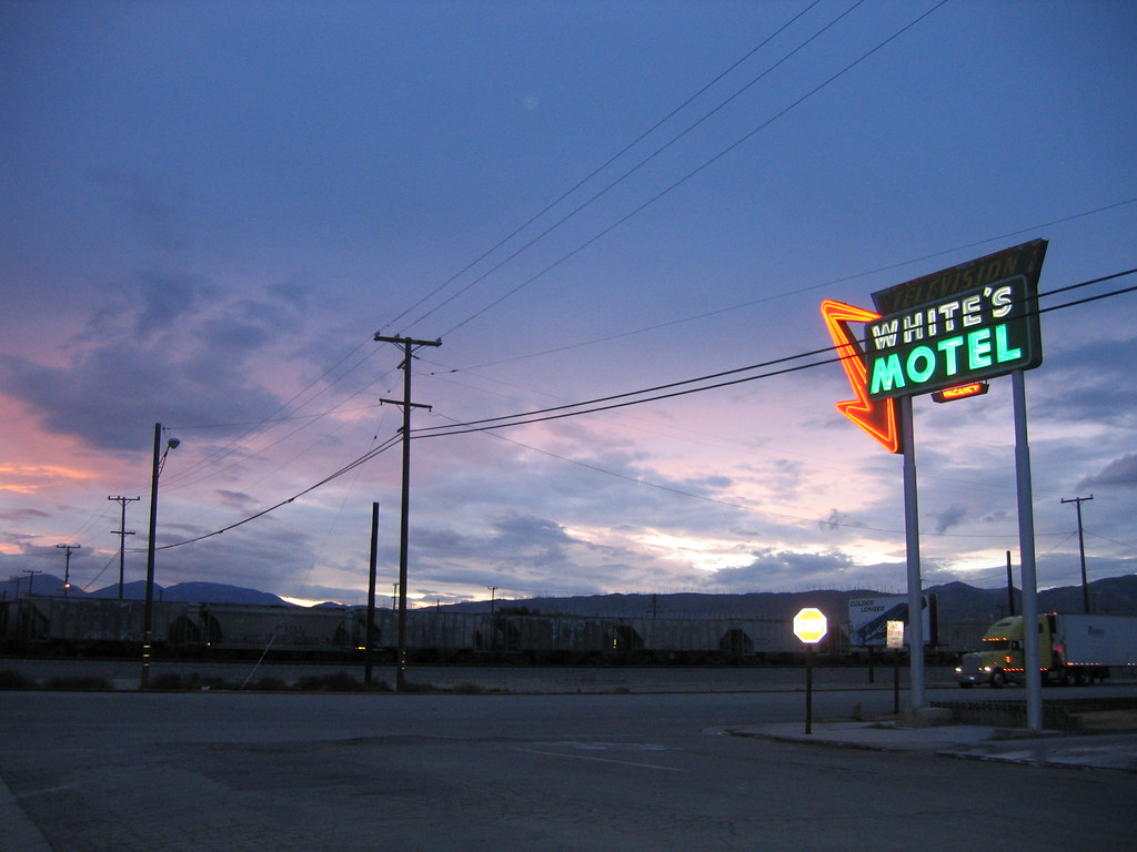 Motel  Map