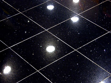 Cool Sparkly Floor Tiles Copyright 2008 Patia Stephens Flickr