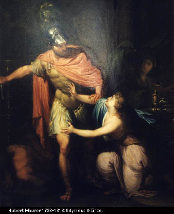 odyssey and circe
