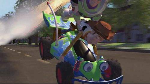 Toy Story Rocket | Favorite Scene | Matthew Ebisu | Flickr