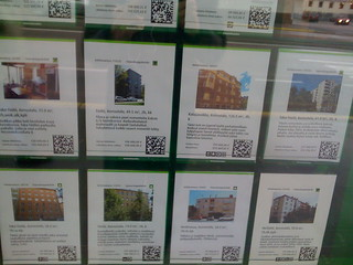 QR codes on real estate ads | by netwalkerz_net