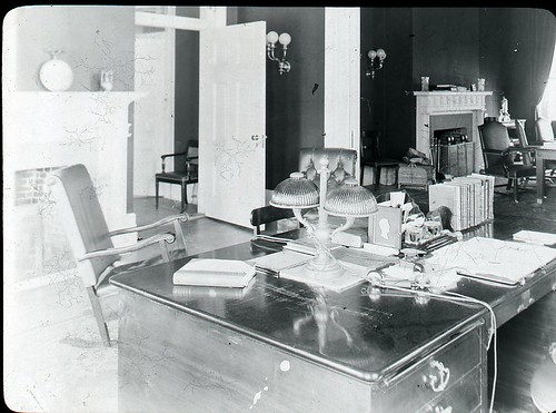 Theodore Roosevelt's Desk | by DC Public Library Commons