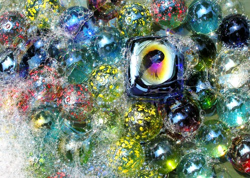 Marbles and bubbles | by Anamae .