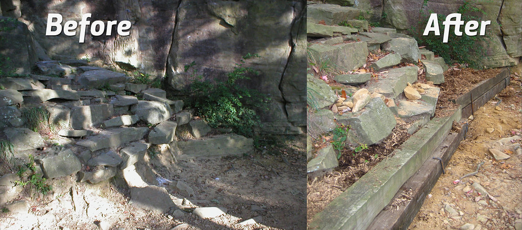 Weathering Of Rocks Before And After