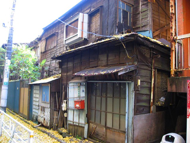 tokyo slum ba | might ...