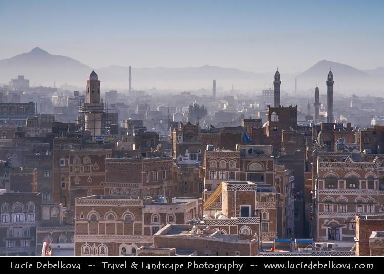 Yemen - Sanaa - Capital of Yemen & The most facinating cit ...