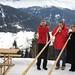 Blow job, Davos style