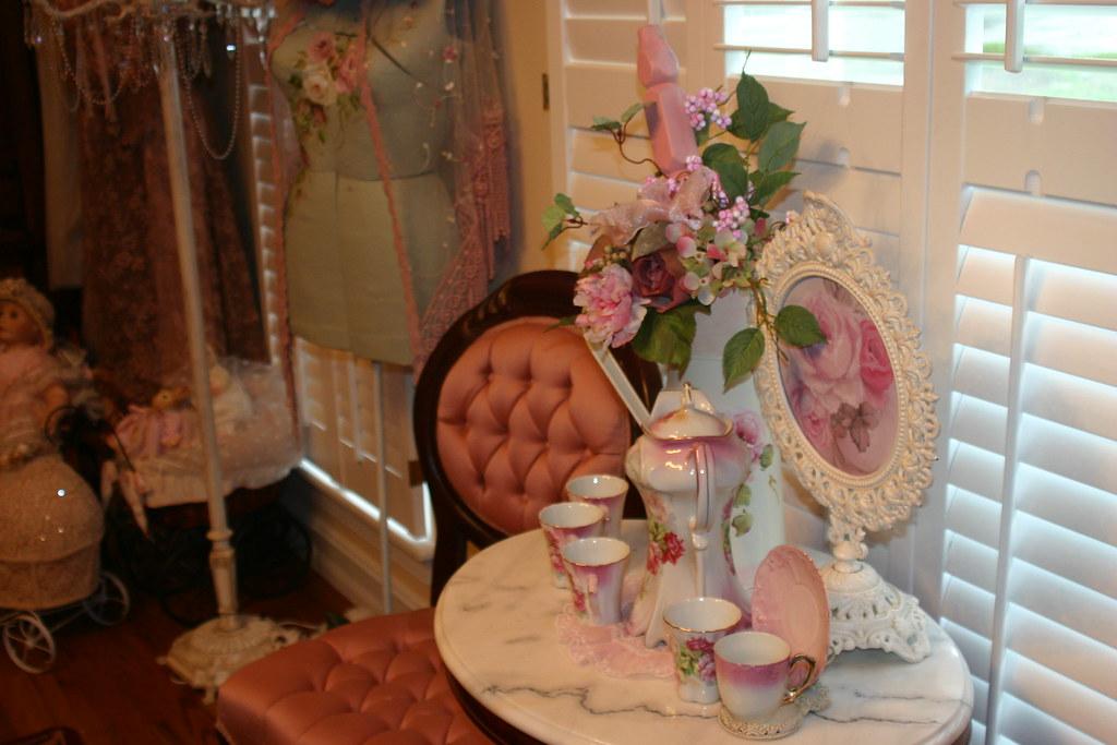 Rose Cottage Tea Room Cockington