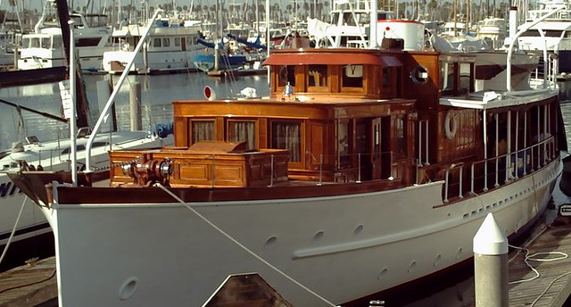 1928 Motor Sailing Yacht Portola This Beauty Has Been