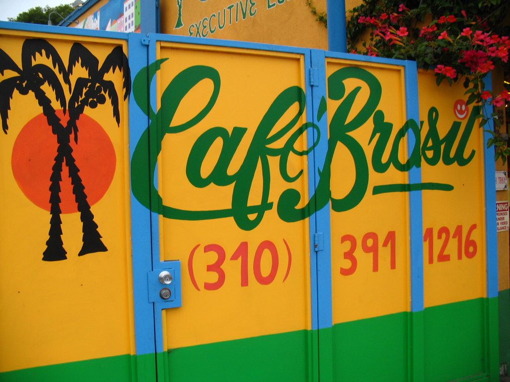 The Blvd Cafe And Bar Boyle Heights