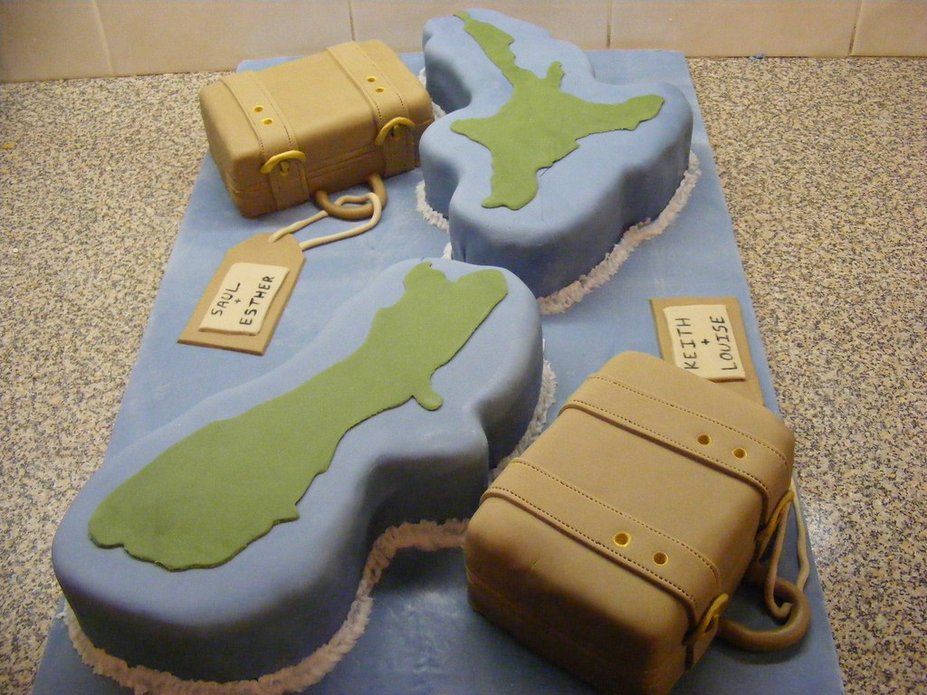 Birthday Cake Ideas Nz : New Zealand Cake Claires Cakes Flickr