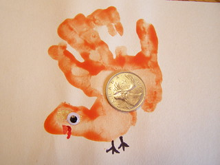 Sarah's Hand Turkey | by The Oates Family