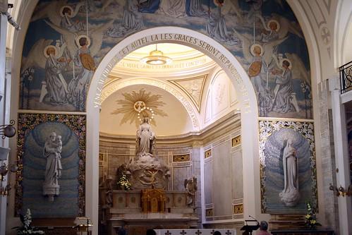 Chapelle Notre Dame de la Médaille Miraculeuse I