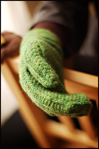 Druid Mittens | by brooklyntweed