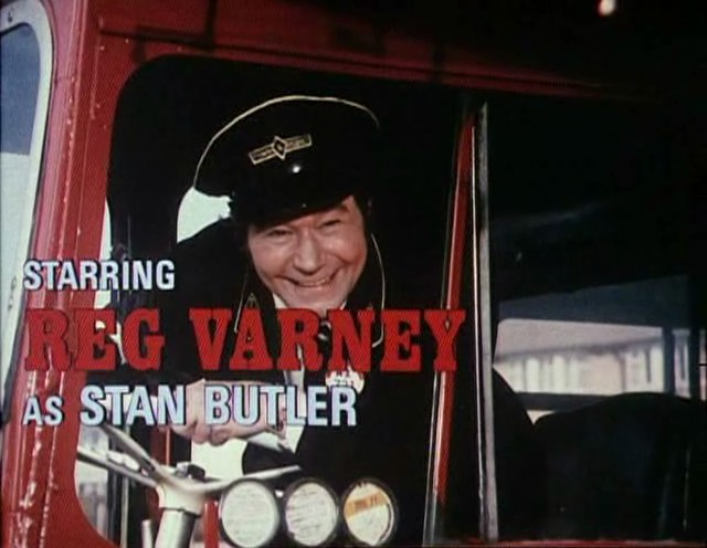 on the buses 1971 reg varney 1 of my 3 favourite