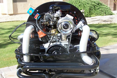 1964 Vw Bus Engine