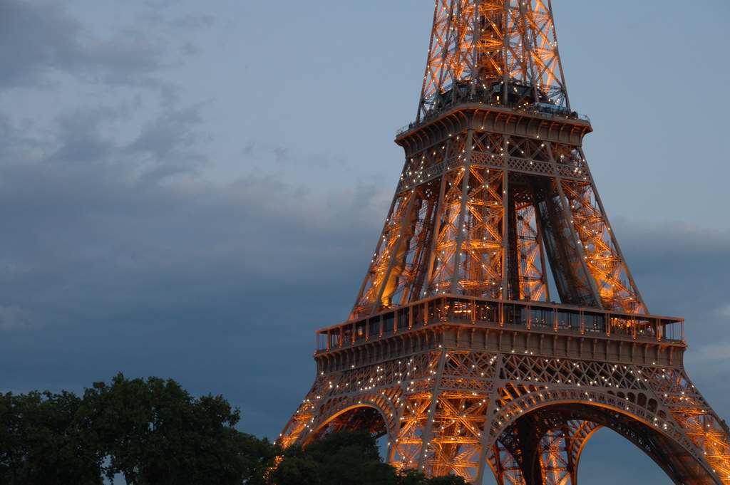 the eiffel tower Isis has released a bizarre video celebrating the bastille day massacre and claiming responsibility for setting the eiffel tower on fire - despite the blaze being caused by fireworks the islamic terrorist network released a gloating montage of their atrocities which included the attacks in paris.