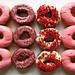 Red Velvet Donuts @ Donut King