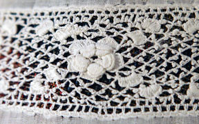 Tudor rose lace | by panopticon