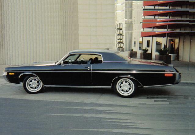 1973 Dodge Monaco 6b1 In My Opinion The Dodge Monaco
