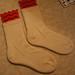 Slipstitch heel