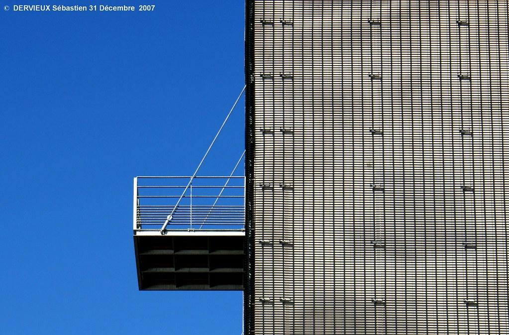 balcon suspendu s bastien dervieux flickr. Black Bedroom Furniture Sets. Home Design Ideas