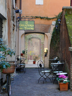 Gelateria del Teatro, Rome | by fam_nordstrom