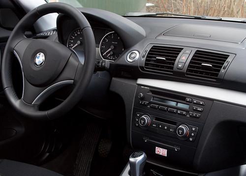 Speedlite BMW 116i interio...