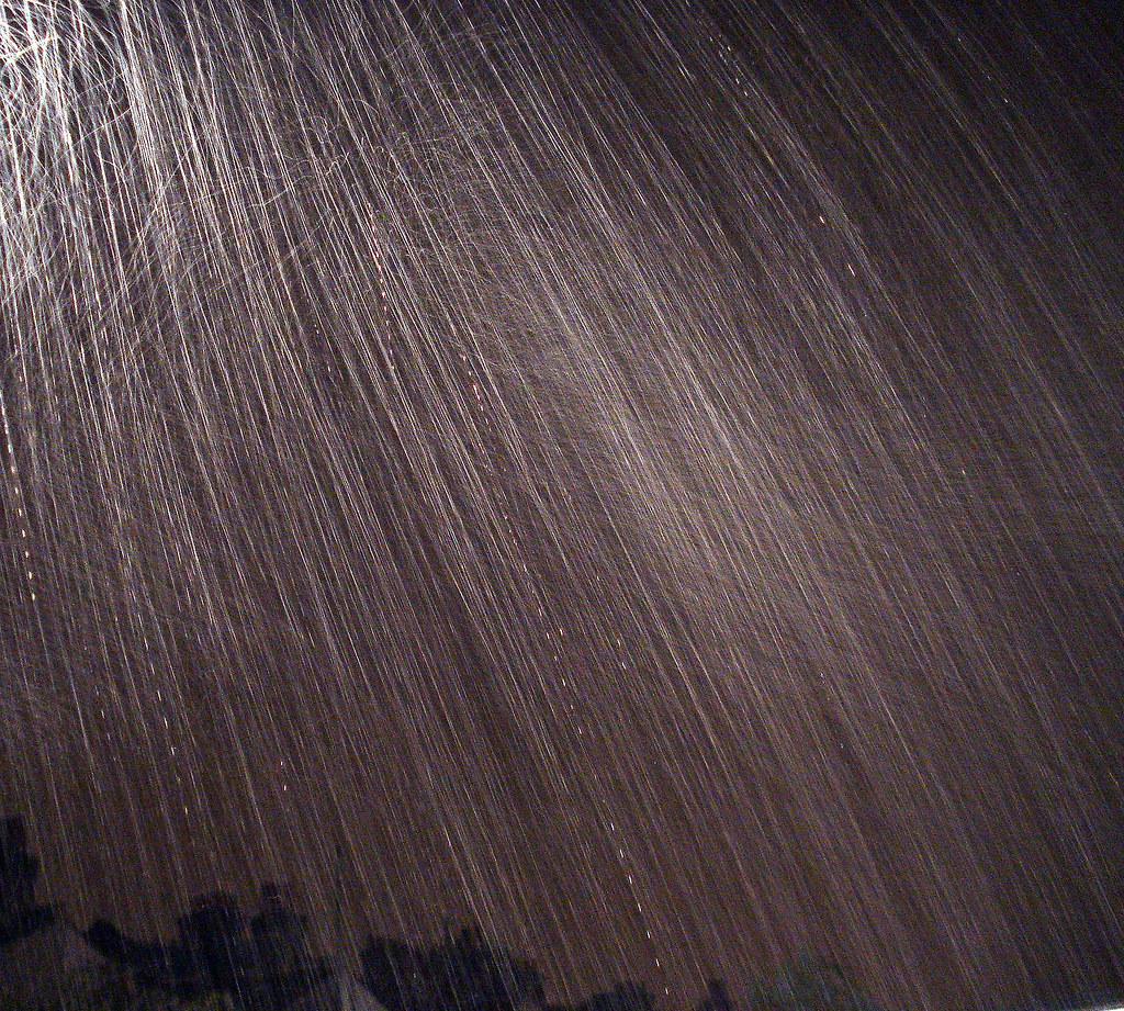 ... Heavy Rain Shower | By AlmazUK
