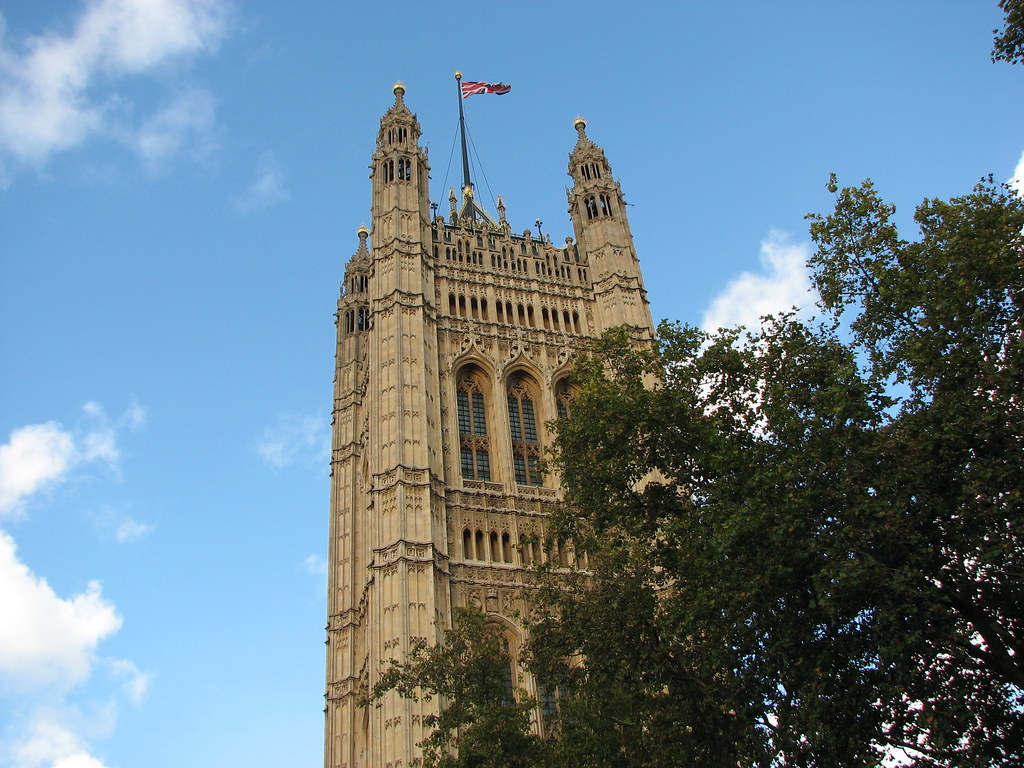 Londres angleterre tour victoria palais de westminster flickr - Chambre des lords angleterre ...