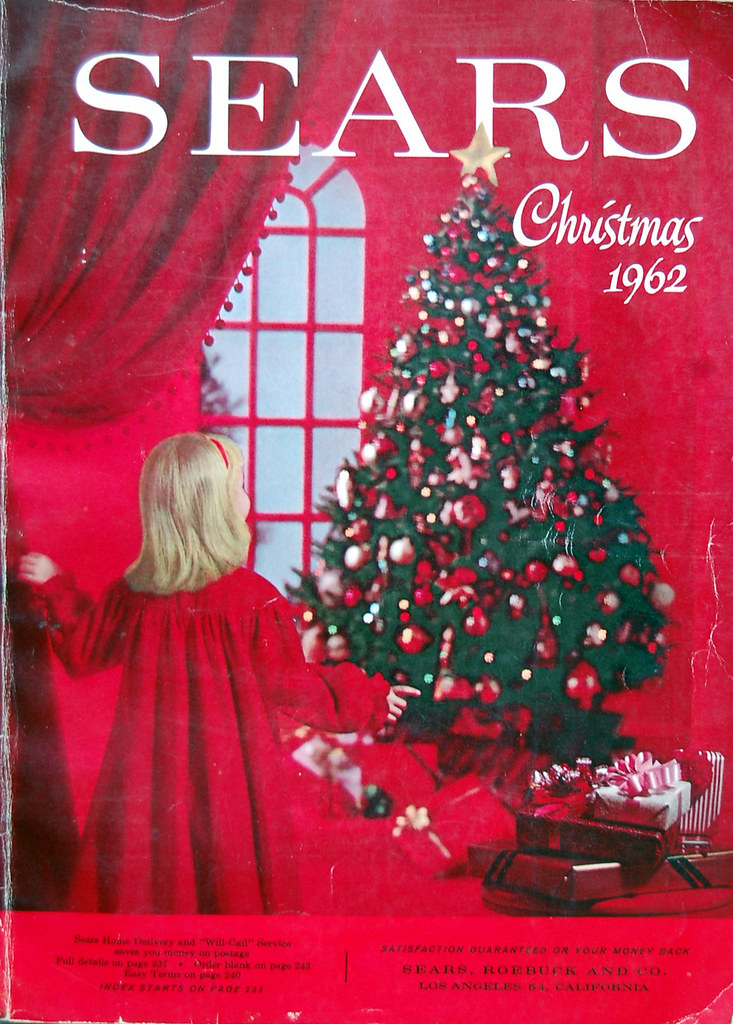 1962 sears christmas book flickr - Sears Christmas Decorations