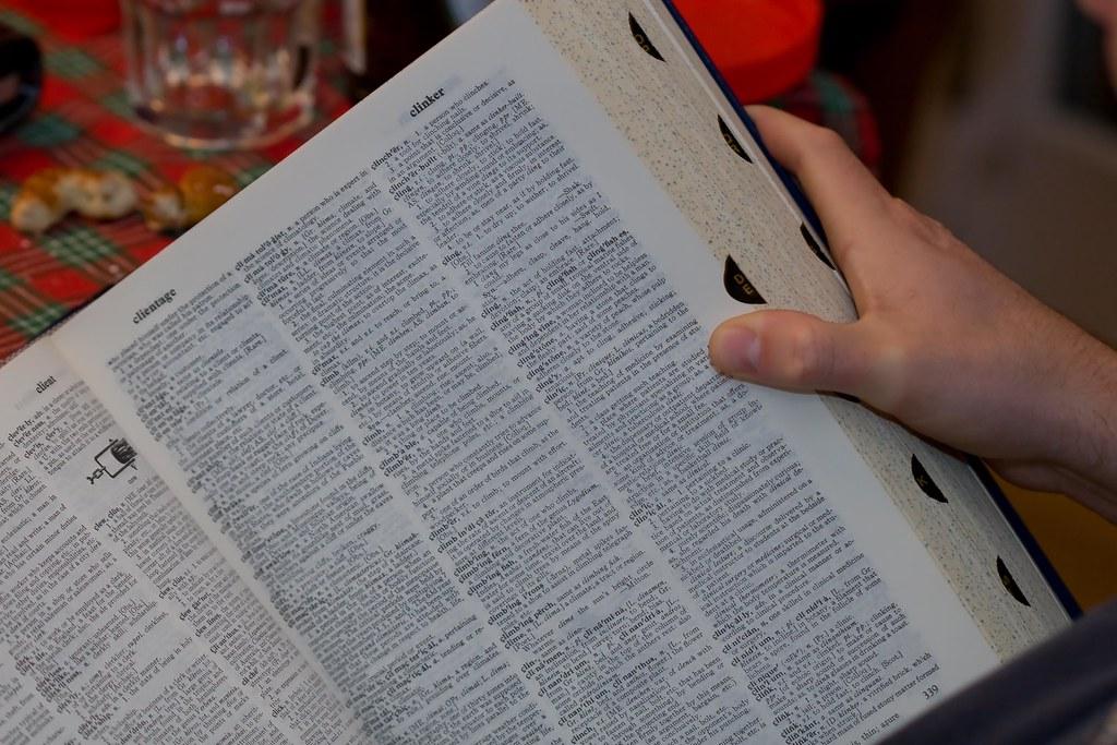 Dictionary Ass 36