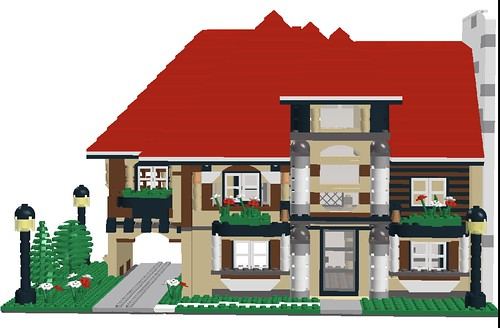 Lego Ldd Own Creation Lego City Creator This Is My