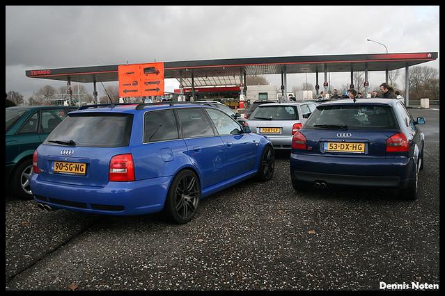 Audi Rs4 B5 Avant Audi S3 Denniske Flickr