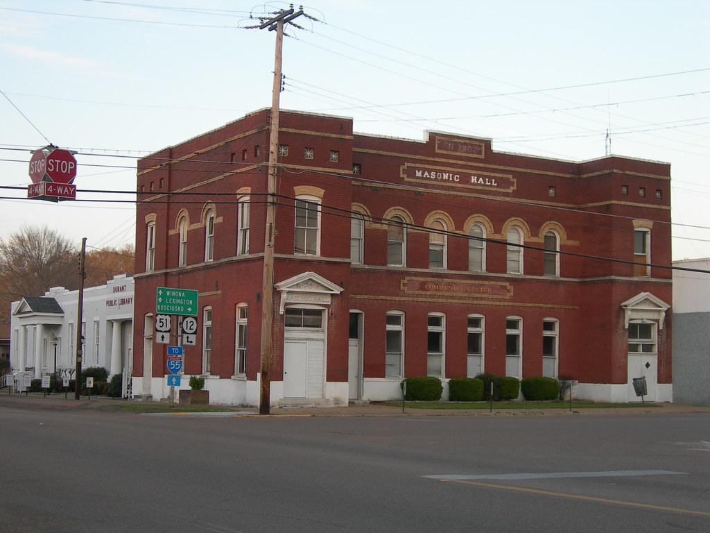 Durant Masonic Lodge Durant Mississippi Jimmy Emerson