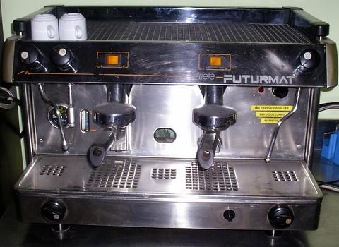 Mquina de Cafe Futurmat F- QUALITY ESPRESSO