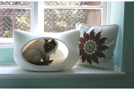 whiskas cat head bed sale 3