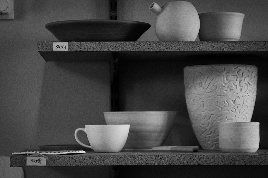 Keramikverkstad
