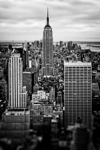 Empire State Building Miniature | by Philipp Klinger Photography