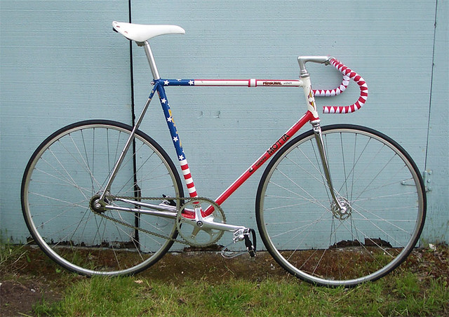Gianni Motta Personal 2001 Track Bike Set Up As Of January Flickr