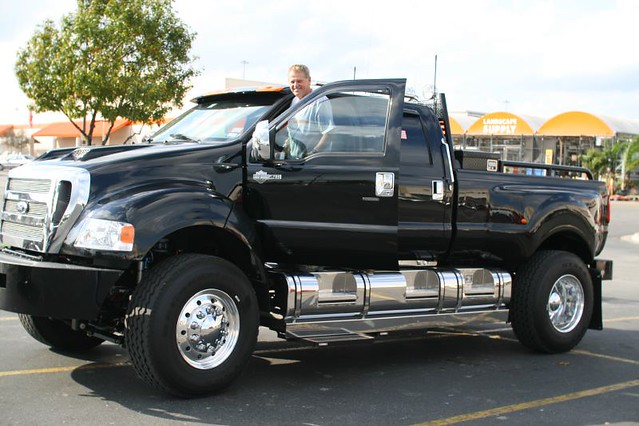F 650 Ford >> Texas-Sized Toys | I saw this pickup and had to stop and sho… | Flickr