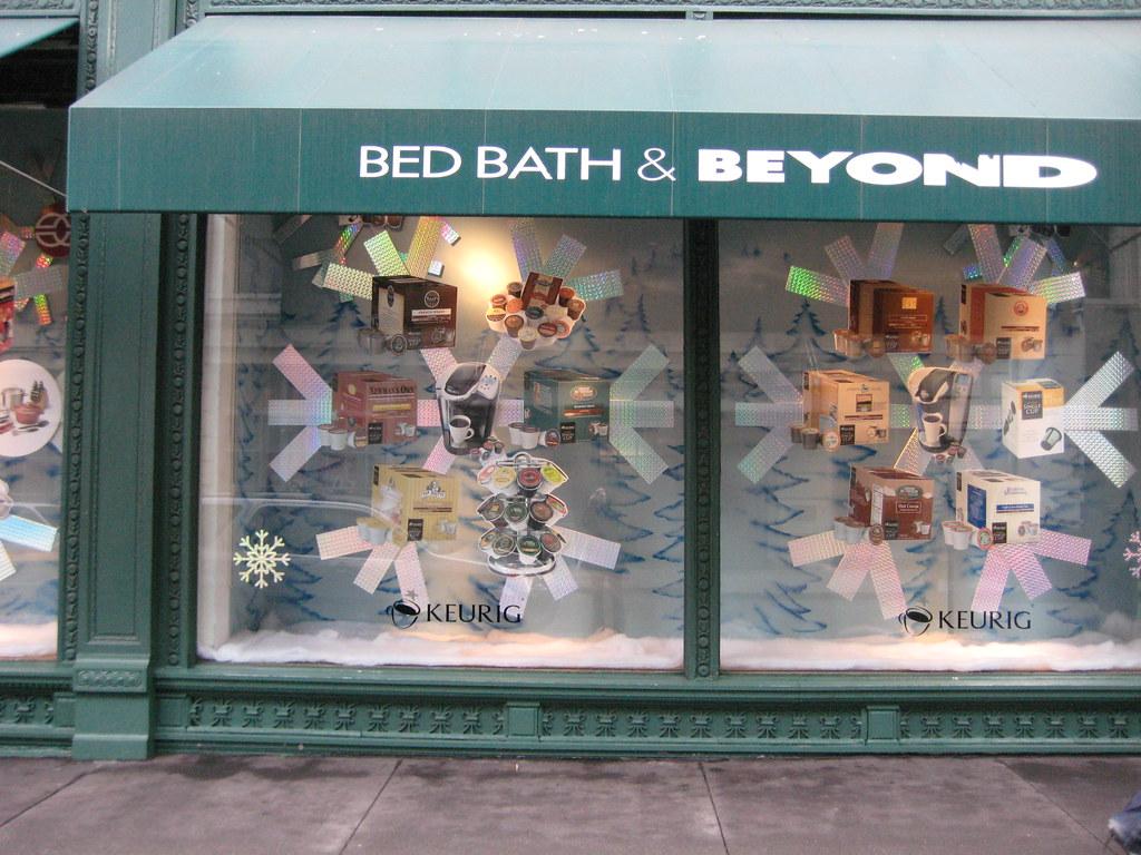 D Bath And Beyond IMG_1859   Window disp...
