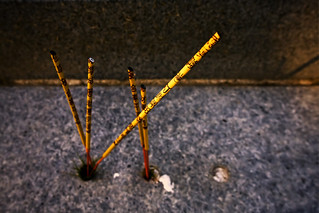 03.20.08 : Incense In Remembrance | by PJ Taylor Photo