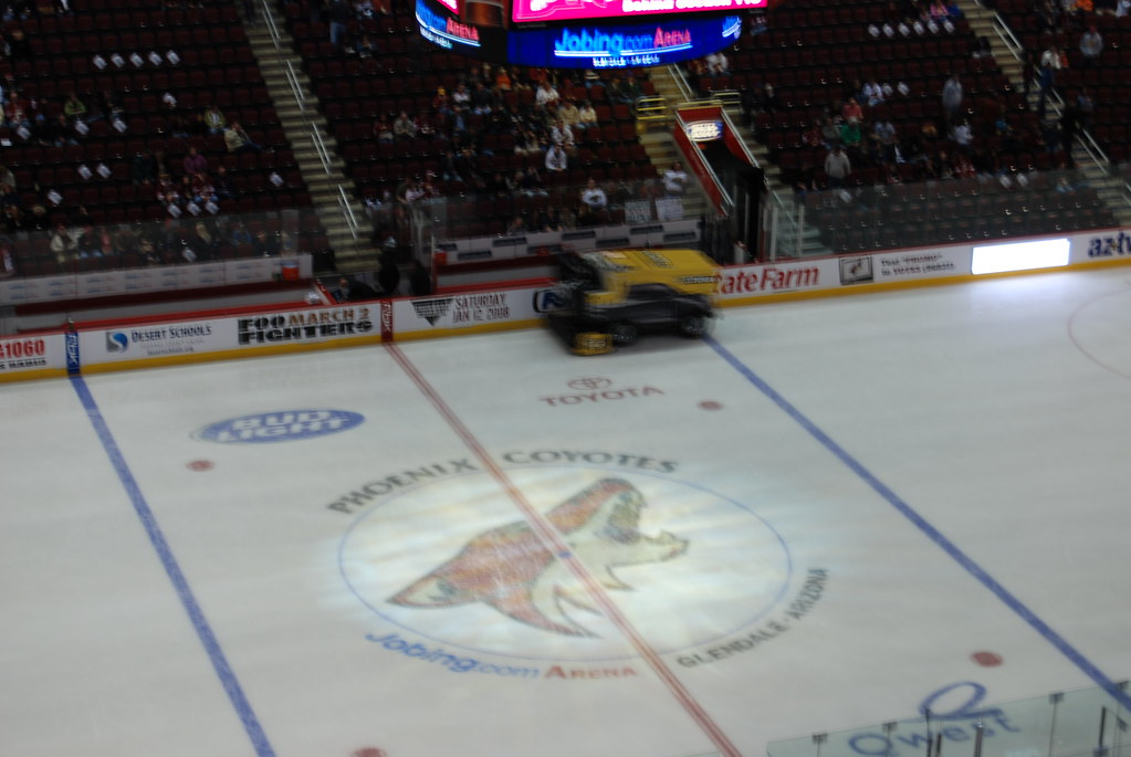 phoenix coyotes arena v - photo #24