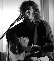 Sean Kelleher at the Roundy