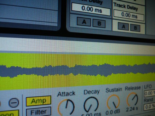Ableton Live rocks | by Cliff Beckwith