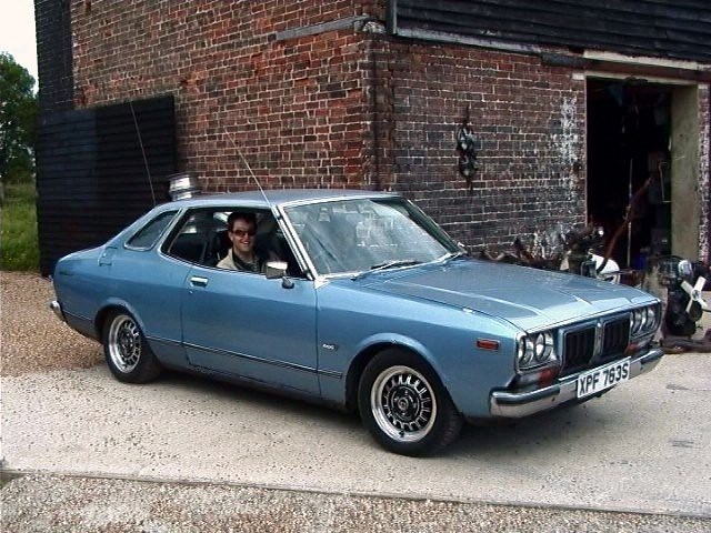 Datsun Bluebird 810 SSS Coupé 1978 | This great car was ...