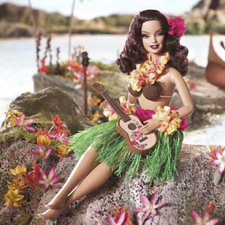 Barbie - Hawaiian | by Johnny Barbie