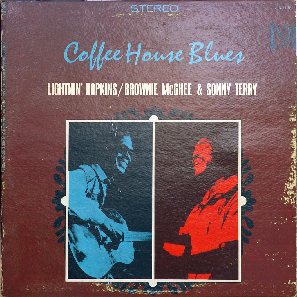 Sonny Terry & Brownie McGhee - The Bluest